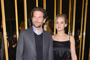 "Bradley Cooper and Jennifer Lawrence attend the after party of a screening of ""Serena"" hosted by Magnolia Pictures And The Cinema Society With Dior Beauty on March 21, 2015 in New York City."