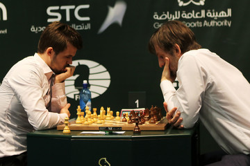 Magnus 2017 King Salman World Rapid & Blitz Chess Championships - Day 4