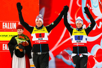 Magnus Hovdal Moan Men's Nordic Combined HS134/2x7.5km Team Sprint - FIS Nordic World Ski Championships