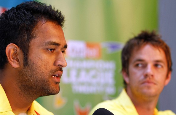 CLT20 - Chennai Super Kings Press Conference