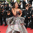 Mahlagha Jaberi 'Invisible Demons' Red Carpet - The 74th Annual Cannes Film Festival