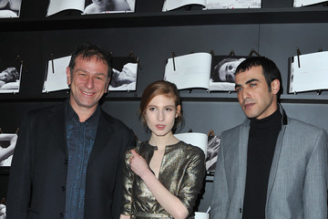 Mahmoud Shalaby Chaumet's Cocktail Party for Cesar's Revelations 2013