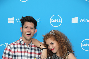 Mahogany Lox Guests Attend the #DellLounge Powered by Windows 10 Welcome VIP Reception with DJ Morgan Page