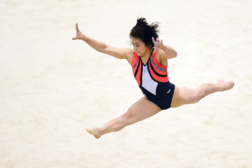 Mai Murakami All Japan Artistic Gymnastics Championships - Day 1