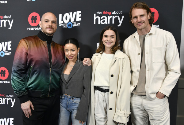"""Premiere Of Freeform's """"The Thing About Harry"""" - Arrivals"""