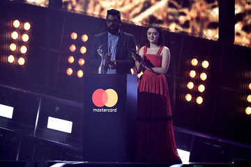 Maisie Williams The BRIT Awards 2017 - Show