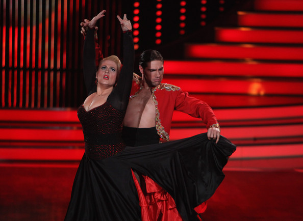 Maite Kelly Maite Kelly and Christian Polanc perform during the 'Let's Dance' TV show at Coloneum on April 20, 2011 in Cologne, Germany.