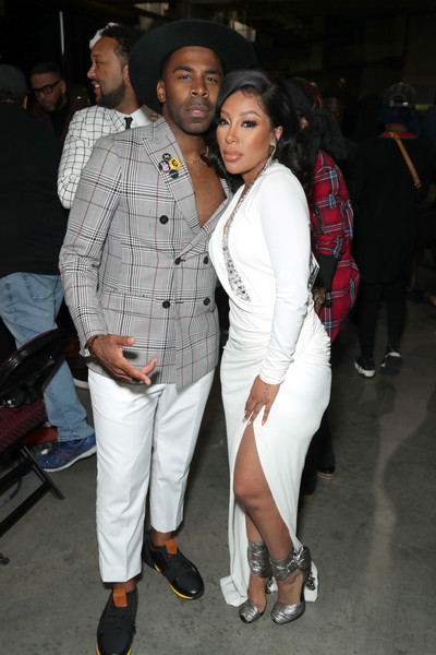 BET Presents: 2018 Soul Train Awards - Backstage & Audience
