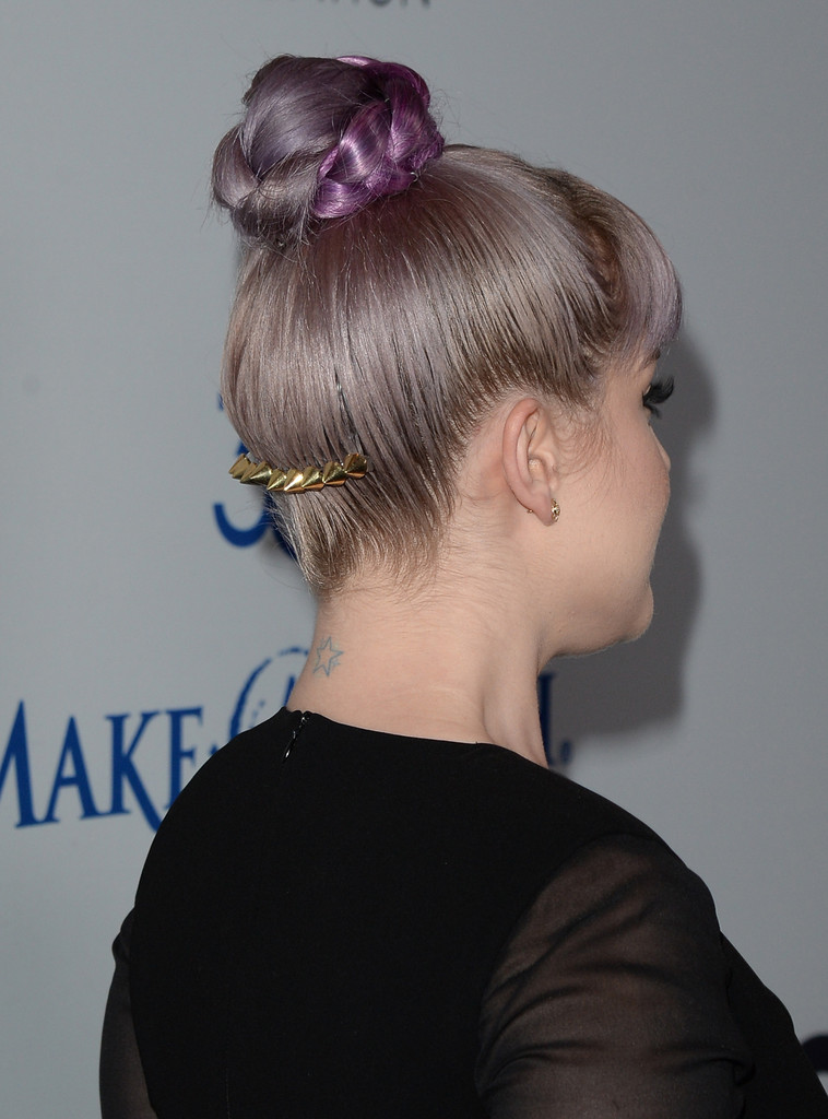 Actress Kelly Osbourne attends the Make-A-Wish Greater Los Angeles 30th Anniversary Gala on December 4, 2013 in Los Angeles, California.