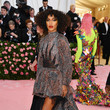 Malaak Compton- Rock The 2019 Met Gala Celebrating Camp: Notes on Fashion - Lookbook