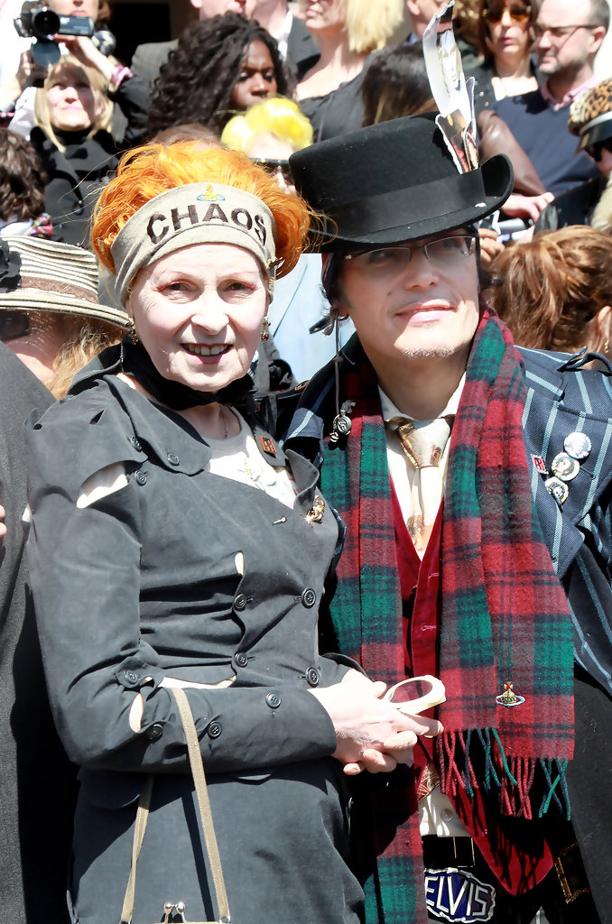 vivienne westwood and malcolm mclaren relationship questions