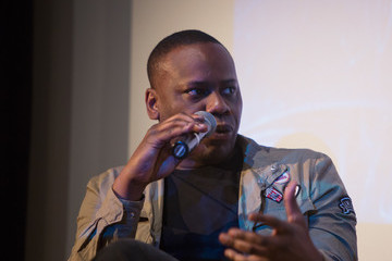 Malcolm Barrett NBC's 'Timeless' at Smithsonian and NEH's History Film Forum Event