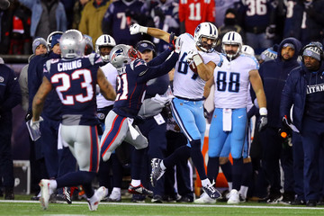 Malcolm Butler Divisional Round - Tennessee Titans v New England Patriots