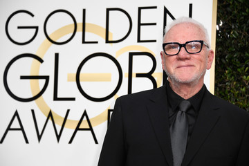 Malcolm Mcdowell 74th Annual Golden Globe Awards - Arrivals