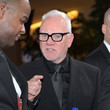 Malcolm Mcdowell FIJI Water at the 74th Annual Golden Globe Awards