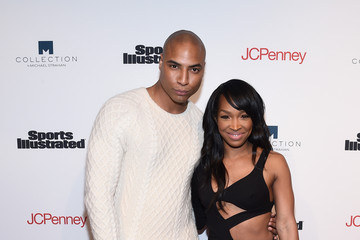 Malika Haqq Sports Illustrated Fashionable 50 Event