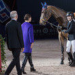 Malin Baryard-Johnsson Princess Victoria of Sweden Attends Sweden International Horse Show 2014