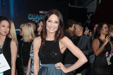 Mallory Jansen Premiere of Disney and Marvel's 'Guardians of the Galaxy Vol. 2' - Arrivals
