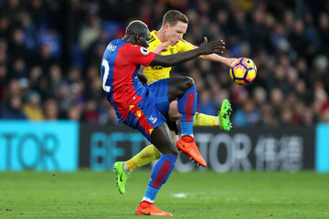 Mamadou Sakho Crystal Palace v Middlesbrough - Premier League