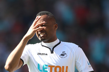 Mame Biram Diouf AFC Bournemouth v Swansea City - Premier League