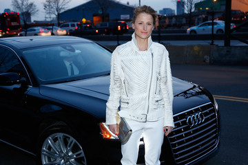 Mamie Gummer Audi Celebrates Partnership With The Whitney Museum In New York