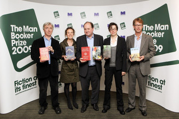 James Naughtie Man Booker Prize For Fiction 1009 - Press Conference