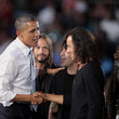Mana Obama Holds Campaign Event At Las Vegas High School