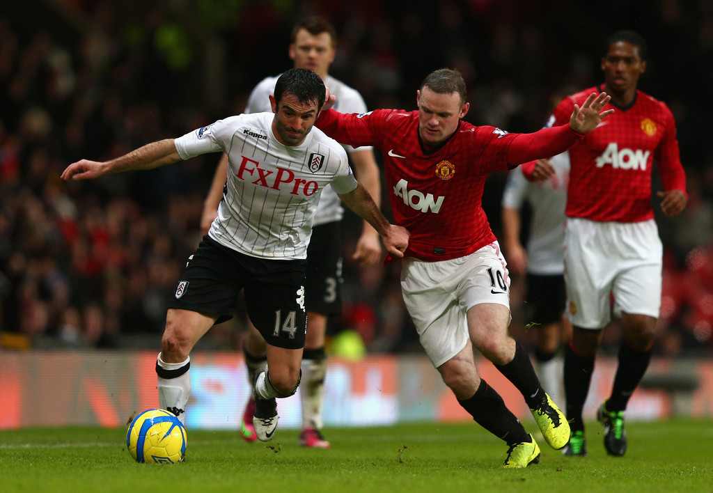fulham vs man united - photo #28