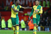 Martin Olsson and Tettey Photos Photo