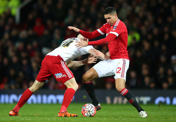 Manchester United v Sheffield United - The Emirates FA Cup Third Round