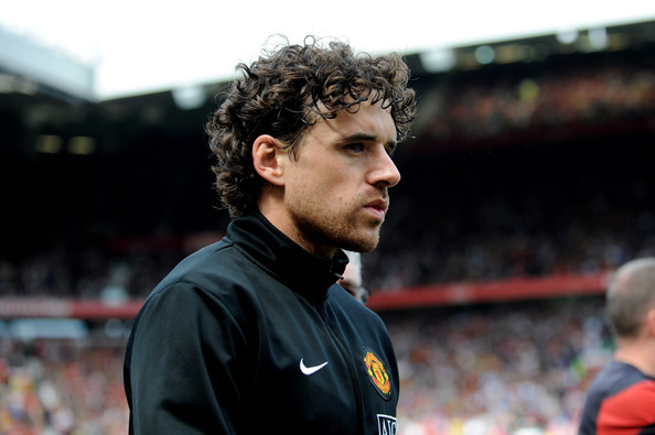 Owen Hargreaves Owen Hargreaves  of Manchester United heads for the bench prior to the Barclays Premier League match between Manchester United and Tottenham Hotspur at Old Trafford on April 24, 2010 in Manchester, England.