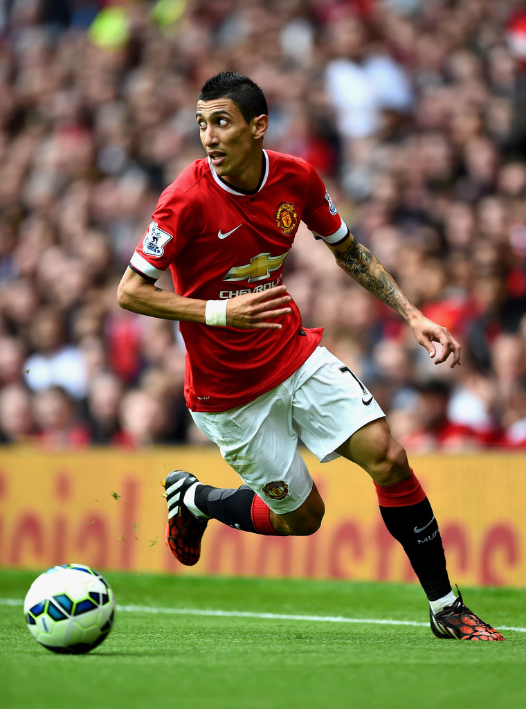 Angel Di Maria Photos Photos Manchester United V West Ham United