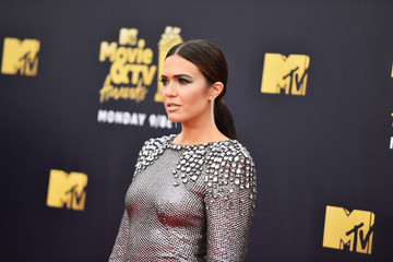 Mandy Moore 2018 MTV Movie And TV Awards - Arrivals