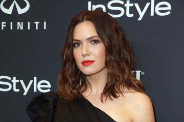 Mandy Moore Hollywood Foreign Press Association and InStyle Celebrate the 75th Anniversary of the Golden Globe Awards - Arrivals