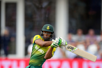 Mangaliso Mosehle England v South Africa - 2nd NatWest T20 International