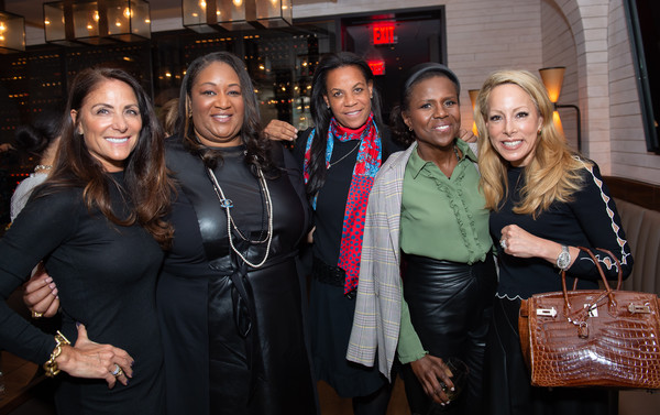 Manhattan Magazine And Morgan Stanley Celebrate Women's History Month With Special Guest Morgan Stanley