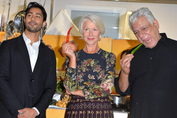 Manish Dayal 'The Hundred Foot Journey' Photo Call in London