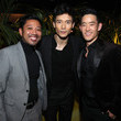 Manny Jacinto 2019 GQ Men Of The Year Celebration At The West Hollywood EDITION - Red Carpet Arrivals