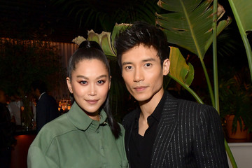 Manny Jacinto 2019 GQ Men Of The Year Celebration At The West Hollywood EDITION - Inside