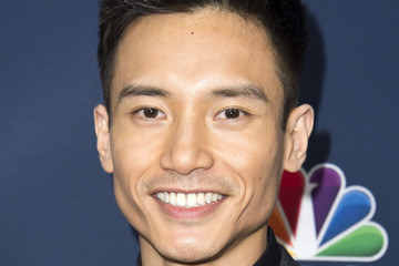 Manny Jacinto NBC and Vanity Fair Toast the 2016-2017 TV Season - Arrivals