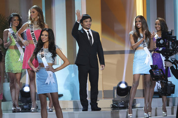 Manny Pacquiao The 63rd Annual Miss Universe Pageant - Show