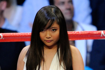 Charice Pempengco Manny Pacquiao v Shane Mosley