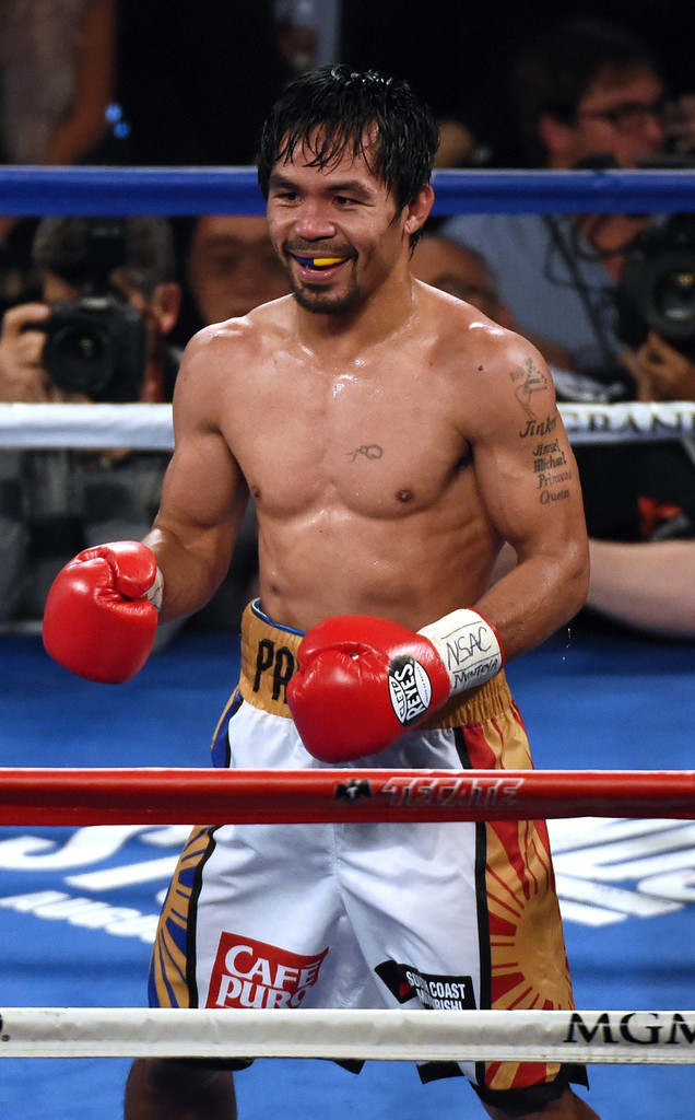 Manny Pacquiao Ring Music