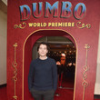 Manolo Gonzalez 'Dumbo' World Premiere