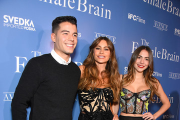 Manolo Vergara The Los Angeles Premiere of IFC's THE FEMALE BRAIN sponsored by SVEDKA Vodka and Avenue Los Angeles