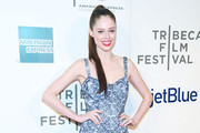 """Model Coca Rocha attends """"Mansome"""" Premiere during the 2012 Tribeca Film Festival at the Borough of Manhattan Community  College on April 21, 2012 in New York City."""