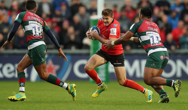 Ulster Rugby vs. Leicester Tigers - Heineken Champions Cup