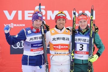 Manuel Faisst FIS Nordic Combined World Cup Hakuba - Day 1