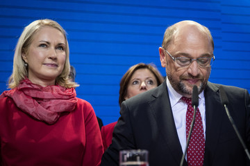 Manuela Schwesig Election Night: Social Democrats (SPD)