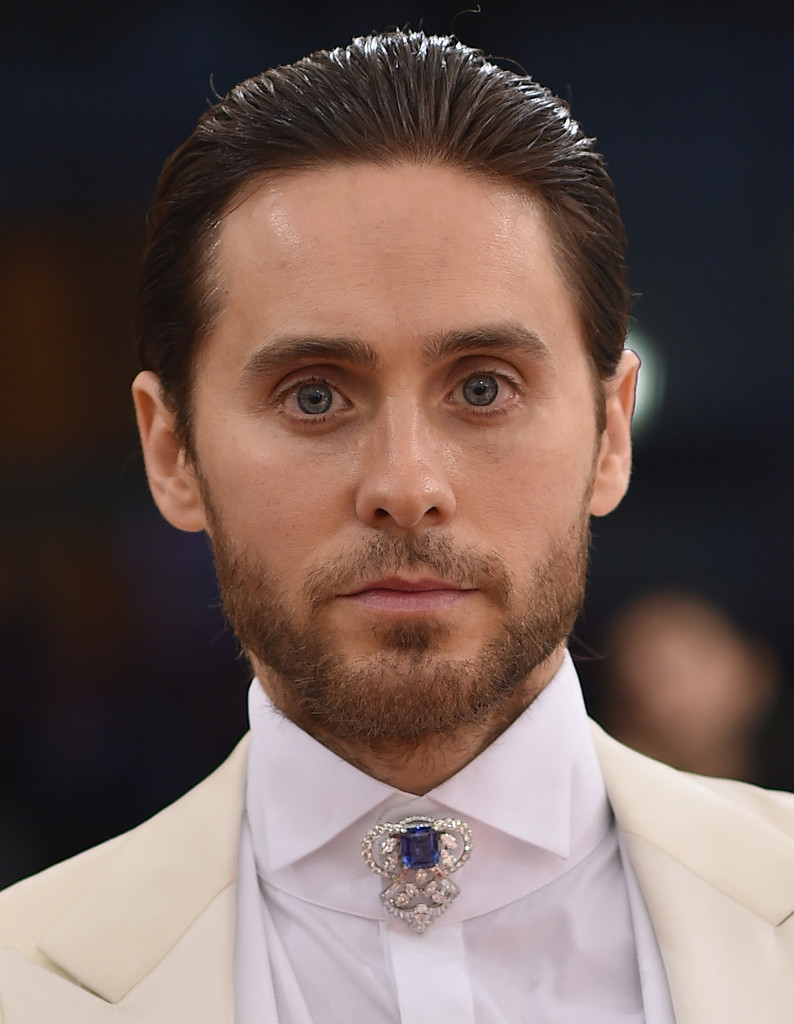 Jared Leto Photos Photos - 'Manus x Machina: Fashion In An ... Jared Leto